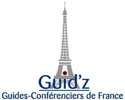 Logo de l'association Guid'z : Les Guides Conférenciers de France